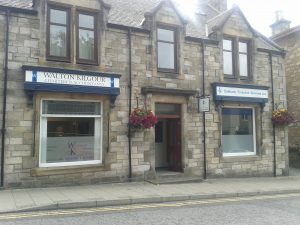 Our Pitlochry Office